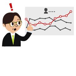 社員の負荷を把握し、業務改善・効率を向上
