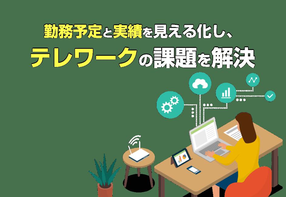 クラウド型日報管理システム