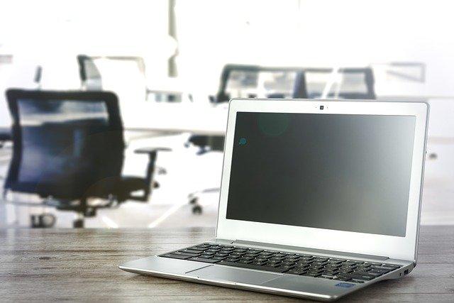 オフィスとパソコン