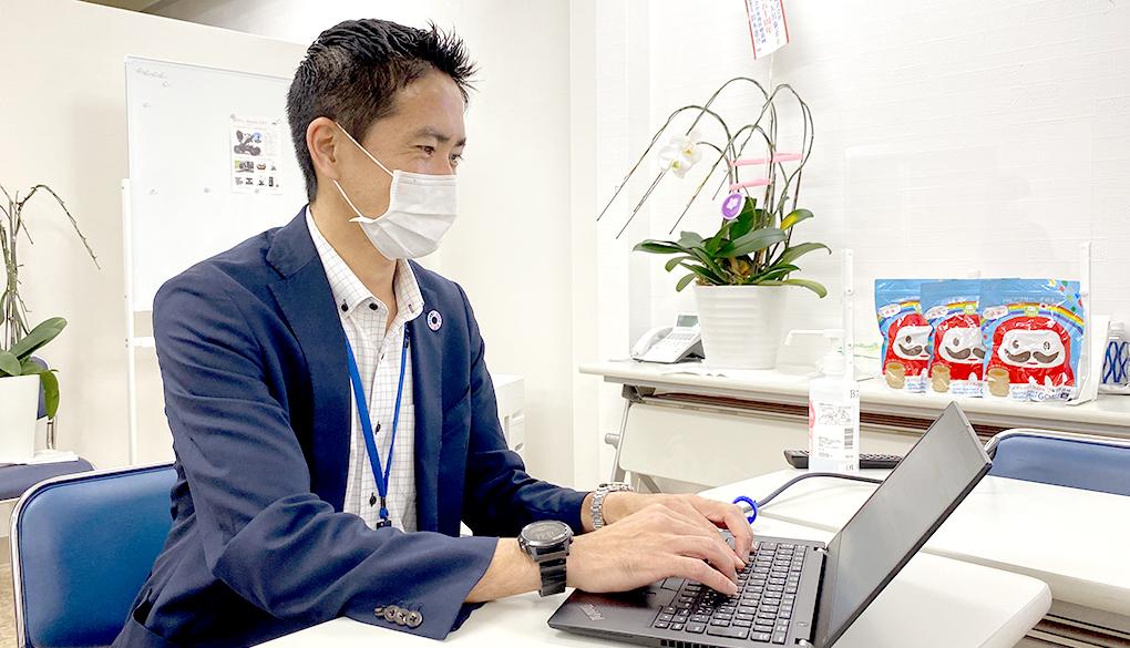 nanoty導入事例_株式会社東海医療器械様
